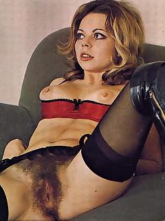 Vintage Pussy Porn Pics