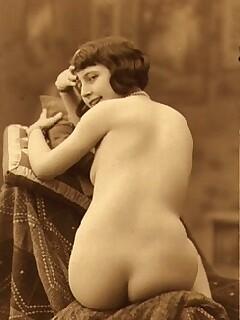 Vintage Ass Porn Pics