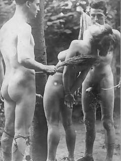 Vintage Spanking Porn Pics